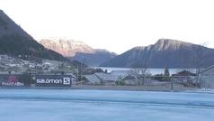 Kilian Jornet, a por el récord de 24 horas en pista.