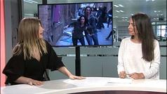 Miriam Giovanelli presenta 'El año de la plaga'