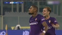 Kevin Prince Boateng sí golea en Italia: genialidad a los 4 minutos