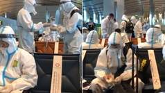 Se ha vuelto viral: Así viaja el Beijing Guoan para disputar la AFC Champions League