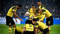 Los goles del Schalke 1-2 Borussia Dortmund