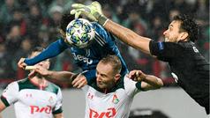 Champions League (Grupo D): Resumen y goles del Lokomotiv 1-2 Juventus