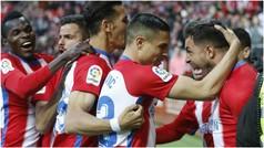 LaLiga 123 (J34): Resumen y gol del Sporting 1-0 Granada