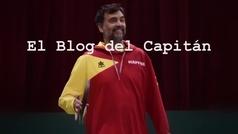 El capitán Bruguera analiza la serie de cuartos con Argentina