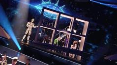 Así fue la actuación de Miki en Eurovisión 2019
