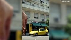 El anuncio del Volkswagen Golf en Argentina criticado por racista