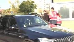 Dembelé acude el entrenamiento veinte minutos antes de la hora fijada por Valverde