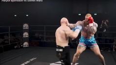 'La Montaña' de 'Juego de Tronos' se estrena como boxeador