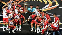 Monterrey vs Necaxa: ¡Los Rayos ganan la Supercopa MX!
