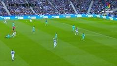 MX: Gol de Isak (2-2) en el Real Sociedad 2-2 Barcelona