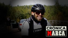 Crónica MARCA: Eder Sarabia y Pello Bilbao sobre ruedas