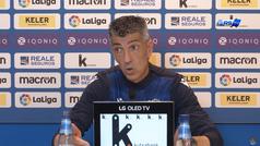 """El nuevo comentario ejemplar de Imanol: """"Que el Athletic gane la Copa al Barça"""""""