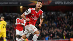 Europa League (J2): Resumen y goles del Arsenal 4-0 Standard