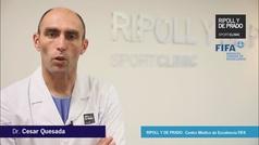CuídatePlus: Lesión en el quinto metatarsiano