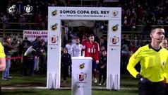 Copa del Rey (1/16): Resumen y goles del Cultural Leonesa 2-1 Atlético