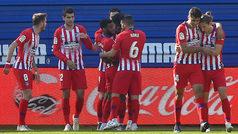 LaLiga (J33): Resumen y gol del Eibar 0-1 Atlético de Madrid