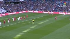 Gol de Casemiro (1-0) en el Real Madrid 1-2 Girona