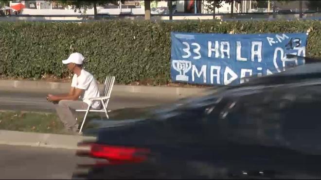 El Real Madrid arranca este lunes con exceso de equipaje