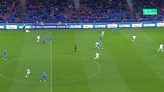 Gol de Kramaric (2-1) en el Lyon 2-2 Hoffenheim