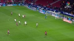 Gol de Oro (J34). Gol de Correa (3-2) en el Atlético 3-2 Valencia