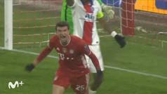 Gol de Müller (2-2) en el Bayern 2-3 PSG