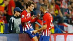 Champions League (J2): Resumen y goles del Atlético 3-1 Brujas
