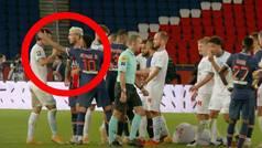 El Marsella saca a la luz una agresión no vista de Neymar antes de pegar a Álvaro