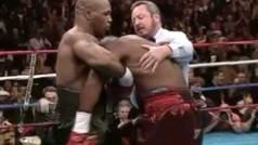 El mítico KO en 49 segundos de Mike Tyson a Clifford Etienne