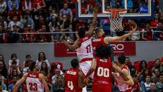 Liga ACB. Resumen: Zaragoza 83-74 Manresa