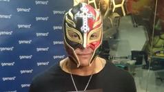 Lucha Sin Límite: Rey Mysterio, listo para el episodio mil de Smackdown