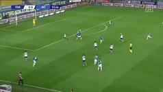 Los goles del Parma 1-2 Inter de Milán