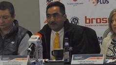 Presentan a Andrés Contreras, nuevo entrenador de Libertadores
