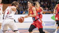Mundial Femenino. Resumen Japón 71-84 España