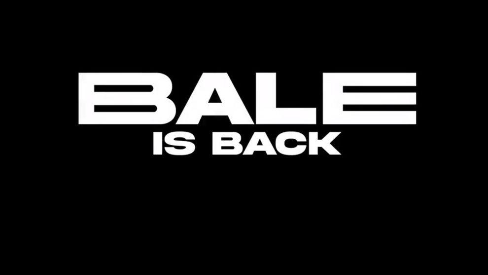 Con este vídeo dio la bienvenida el Tottenham a Bale, #Baleisback