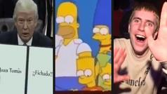 Ourense inflama las redes: presenta sus fichajes de Trump, Los Simpson y... ¡Dimitri!