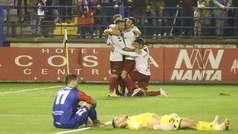 LaLiga 123 (J13): Resumen y goles del Extremadura 2-3 Osasuna