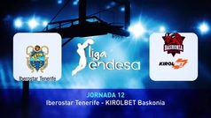Tenerife 70-63 Baskonia