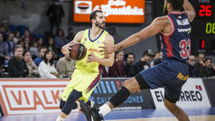 Liga ACB. Resumen: Baskonia 73-82 Barcelona