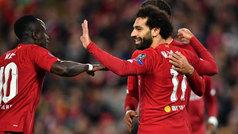 Champions League (fase de grupos): Resumen y goles del Liverpool 4-3 Salzburgo