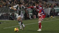 LaLiga 123 (J26): Resumen y goles del Córdoba 1-2 Granada