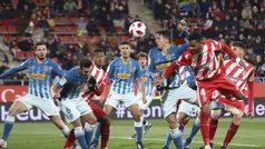 Copa del Rey (octavos, ida): Resumen y goles del Girona 1-1 Atlético