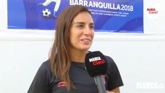 """Paola Espinosa: """"Tengo grandes expectativas en mi regreso"""""""
