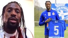 """Abdoulaye Ba explota ante las acusaciones de filtrar el audio de Bergantiños: """"P*** vergüenza"""""""