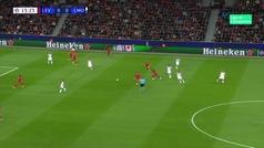 Gol de Krychowiak (0-1) en el Leverkusen 1-2 Lokomotiv