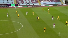 Premier League (J27): Resumen del Aston Villa 0-0 Wolves