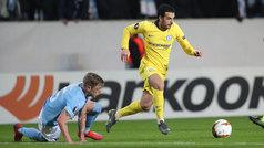 Europa League (1/16, ida): Resumen y goles del Malmoe 1-2 Chelsea