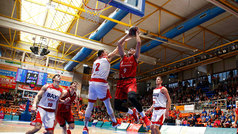 Liga ACB. Resumen: Fuenlabrada 94-89 Manresa