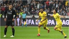 Europa League (semis, ida): Resumen y goles del Eintracht 1-1 Chelsea