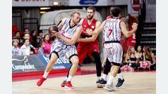 Liga ACB. Resumen Zaragoza 77-80 Fuenlabrada