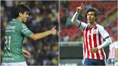 Así juega y golea José Juan Macías